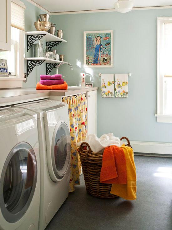 Laundry Room Blues Marker Girl