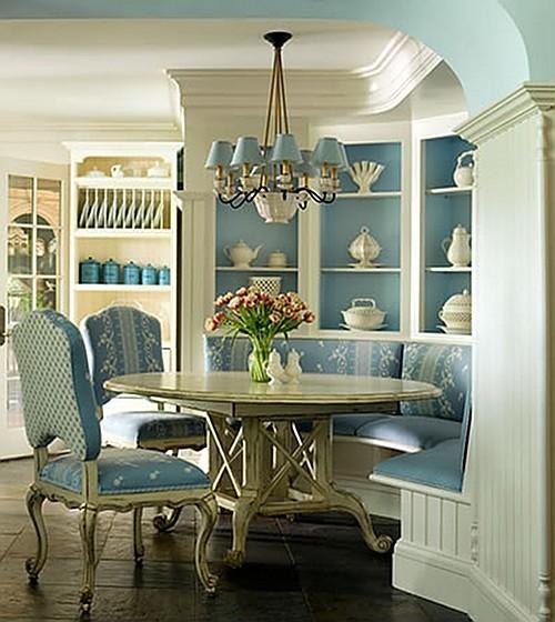 Banquettes: Breakfast Room Banquettes