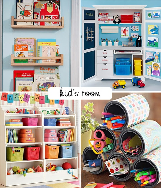 Kids Toys Storage Ideas MarkerGirlcom
