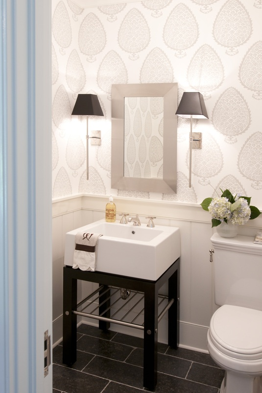 Wallpaper do 39 s for your home - Small bathroom design ideas for maximum utilization of small space ...