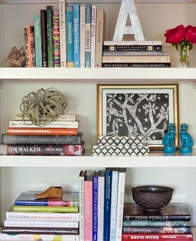 How To Arrange Books On Bookshelves
