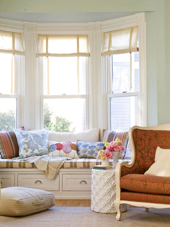 Window Seats Ideas For A Home