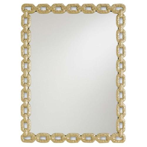 Powder room mirror idea 3