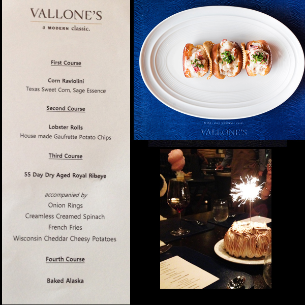 vallones food