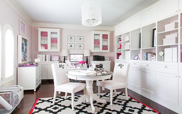 Home Office Interior Designer Marker Girl By Karen Davis