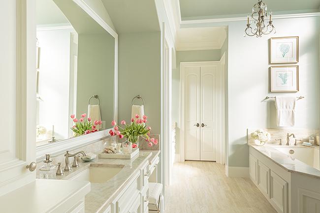 Master Bathroom Marker Girl Home