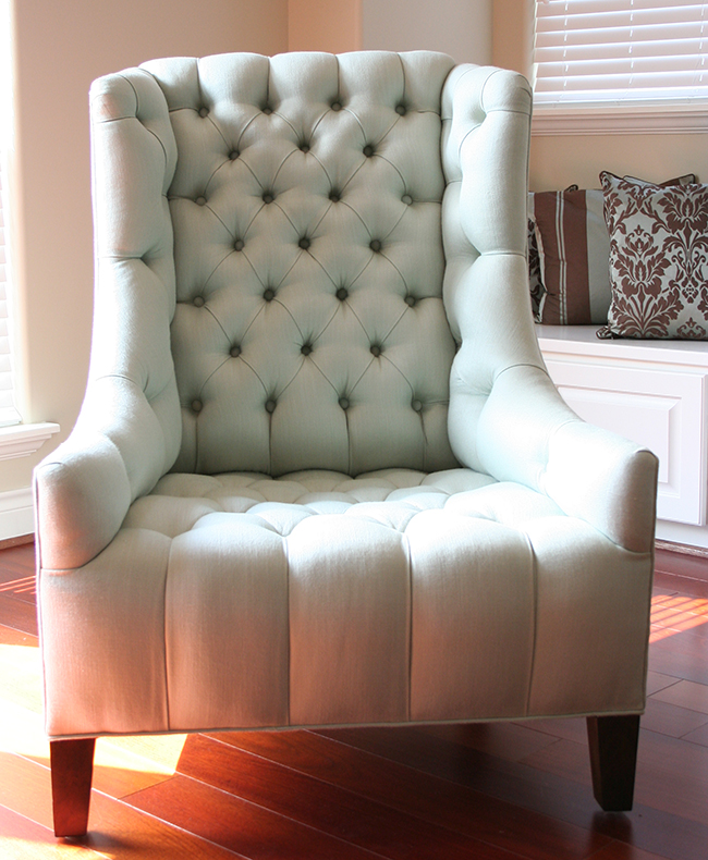 chairtufted