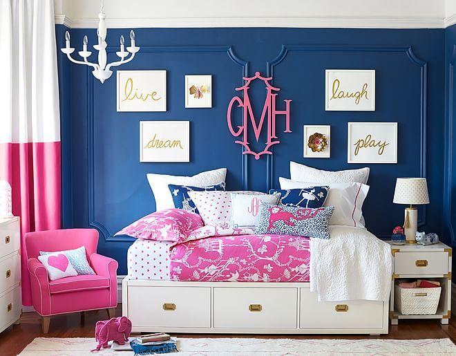 Girl_Wallmolding_bedroom