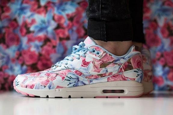 nikefloralliberty shoes