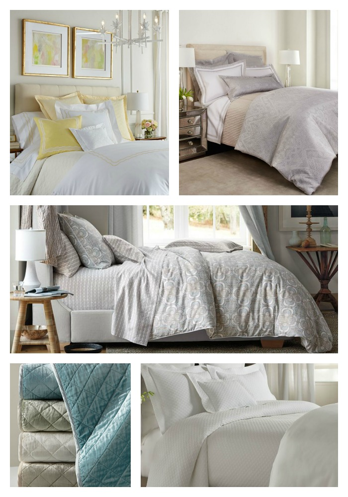washable bedding