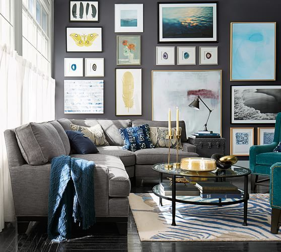 7 ways to great an art gallery for your wall