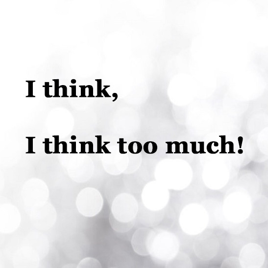 think-too-much