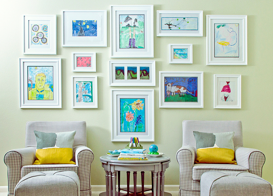 7 Ways to Style Your Wall with Art