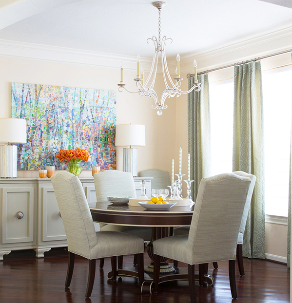 My Marker Girl Makeover – Dining Room