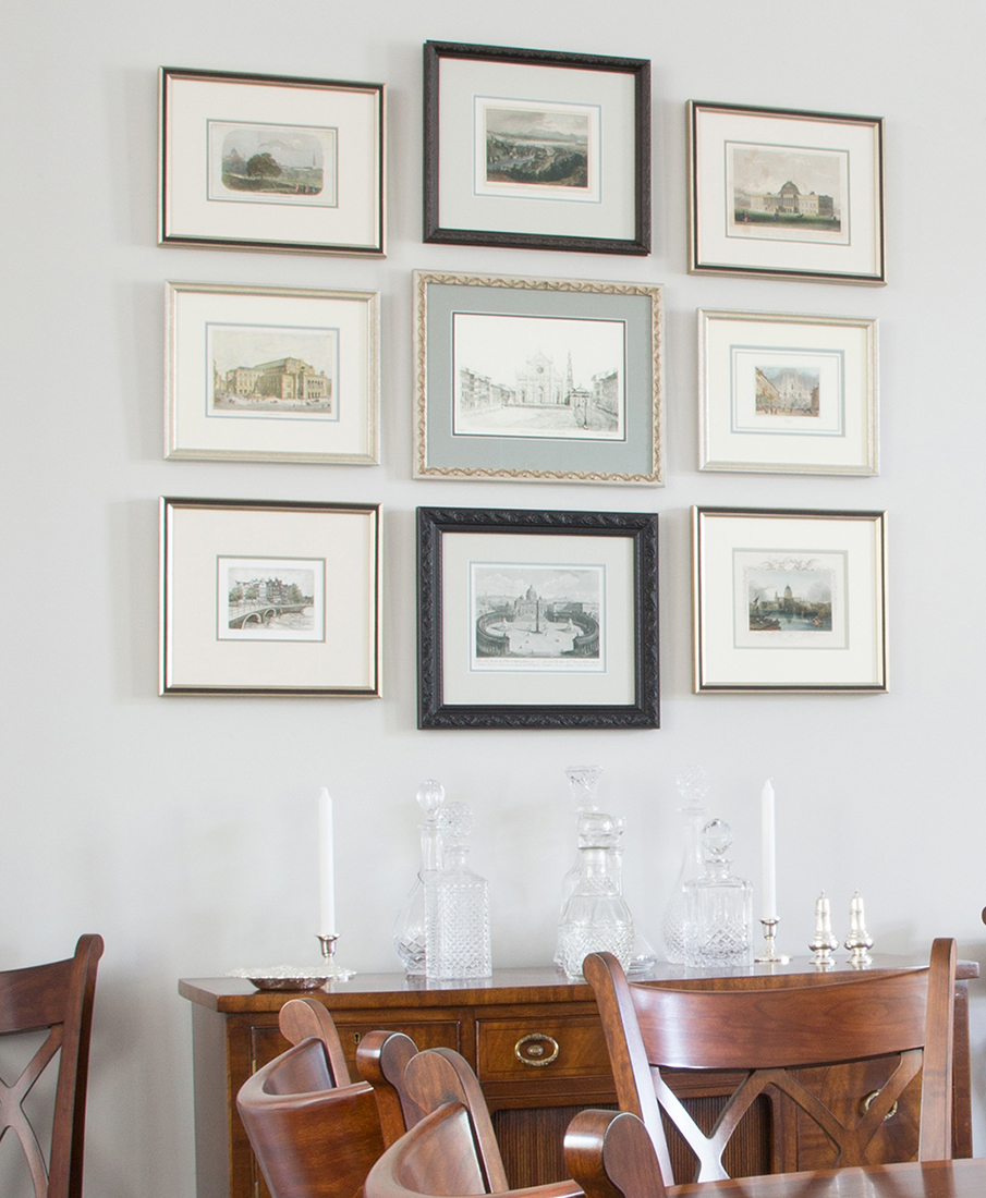Dining Room Fine Art Wall