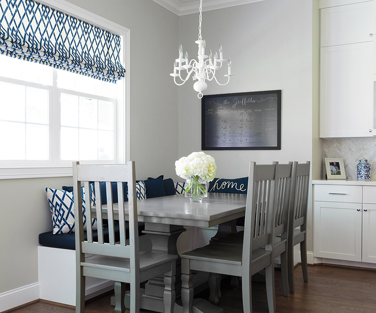 Breakfast Room – Design Day