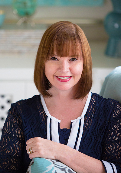 Karen Davis - Award winning interior designer in Houston TX