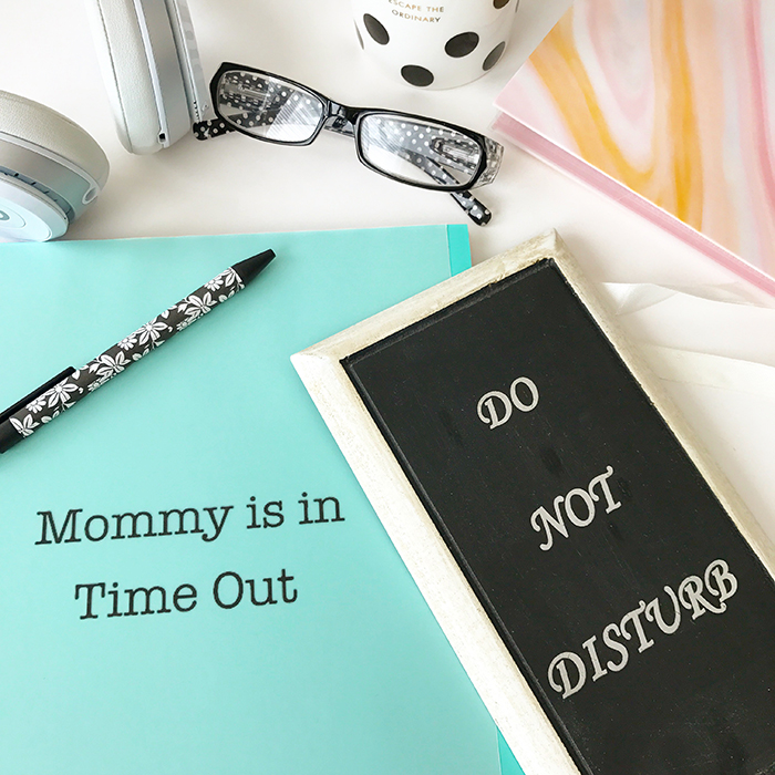 How to Work at Home with Kids And Have Mom's Time Out