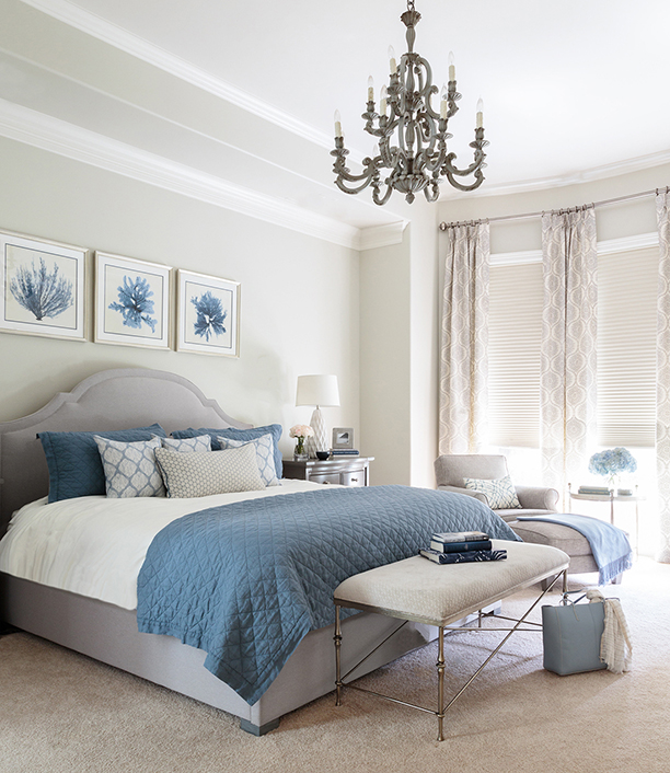 Kid Friendly Home – Mom's Master Bedroom Retreat