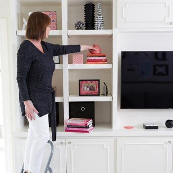 Karen Davis Bookcase